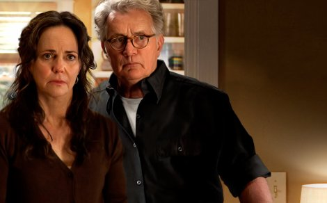 The Amazing Spider-Man sally field martin sheen