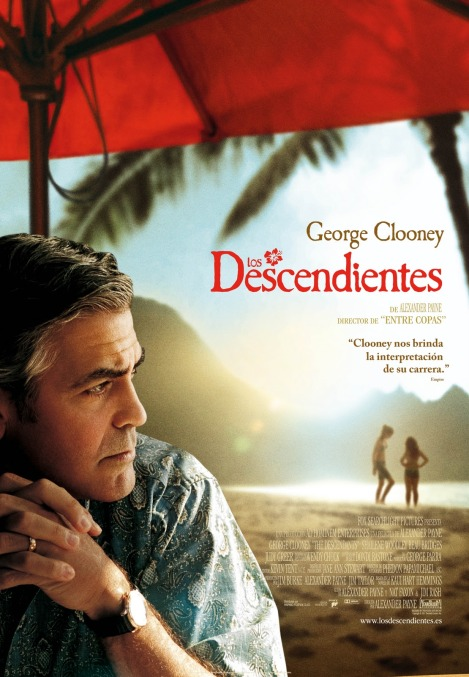 Los Descendientes_ Poster