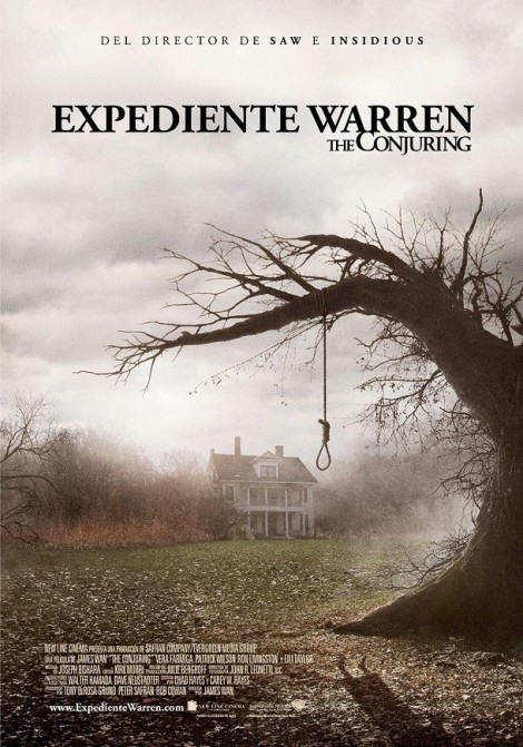 Expediente-Warren-The-Conjuring