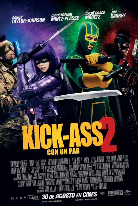 Kick-Ass 2 cartel