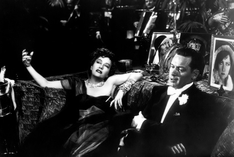 gloria swanson & william holden 1950 - sunset boulevard
