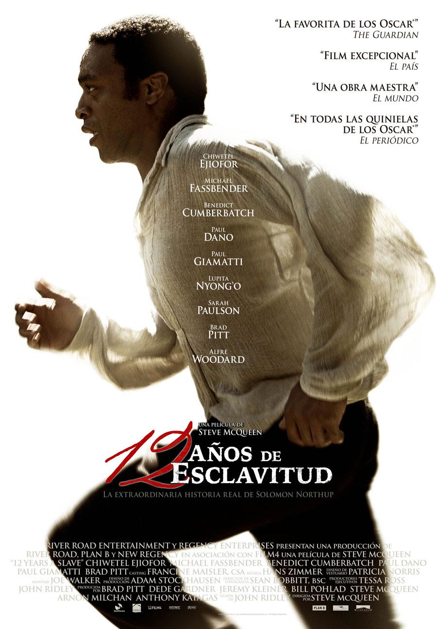 CRÍTICA 12 AÑOS DE ESCLAVITUD 12 YEARS A SLAVE (2013