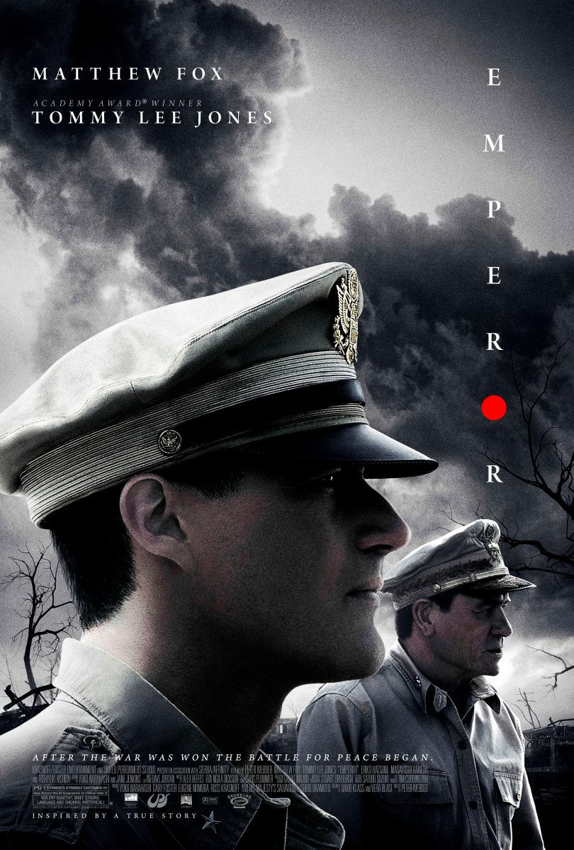 CRÍTICA: 'Emperador' (2013)