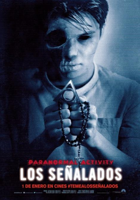 paranormal activity los señalados