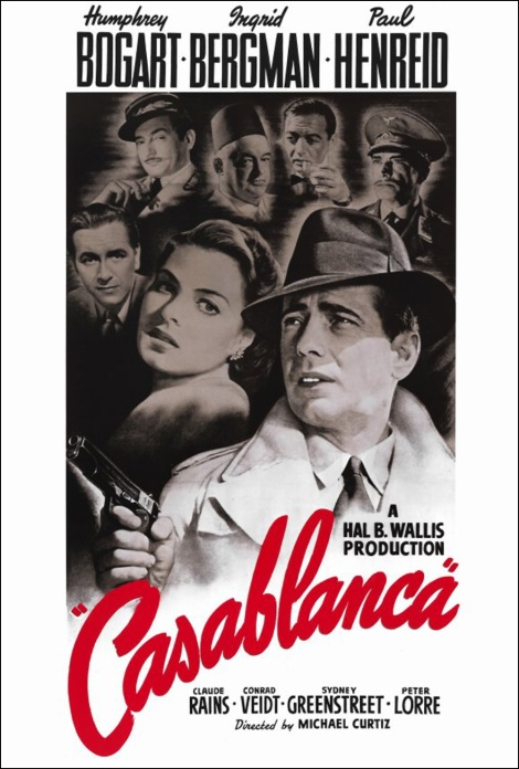 Casablanca-cartel