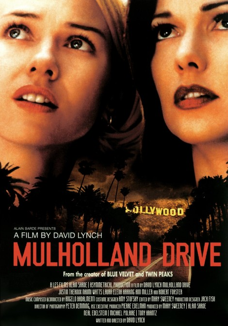 mullholland drive poster