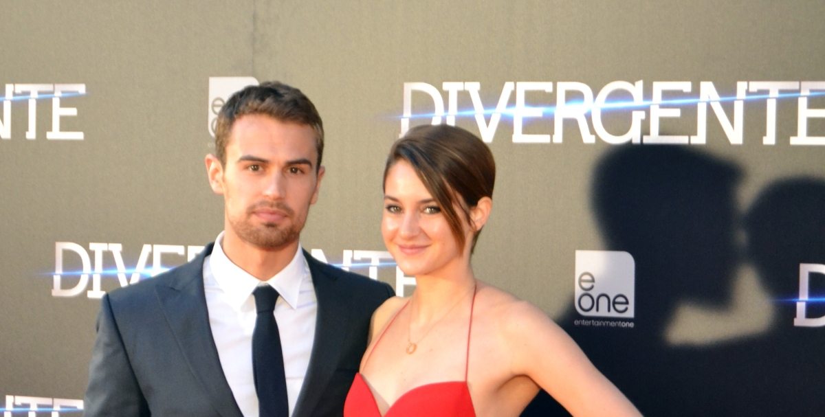 CRÓNICA: Premiere 'Divergente'