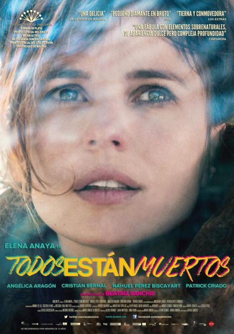 Poster-de-Todos-estan-muertos-con-Elena-Anaya