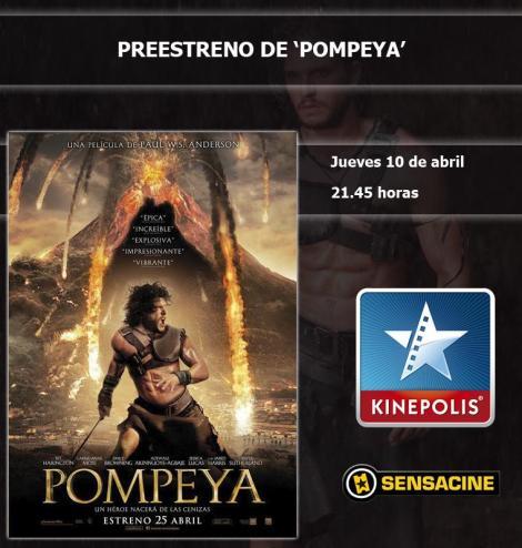 Pompeya concurso