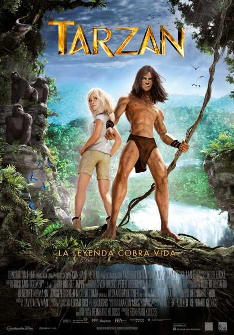 cartel final TARZAN