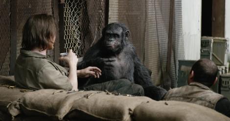 el amanecer del planeta de los simios 2