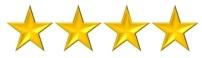 4 estrellas