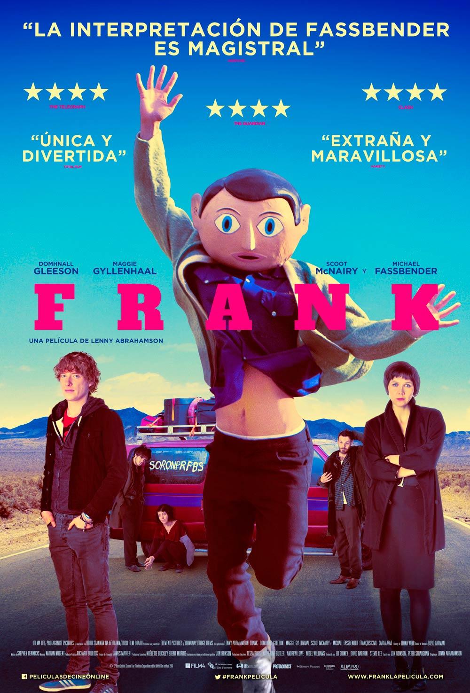 Últimas películas que has visto (las votaciones de la liga en el primer post) Frank-cartel