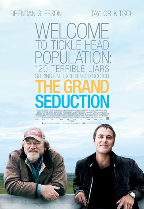 la gran seducción cartel