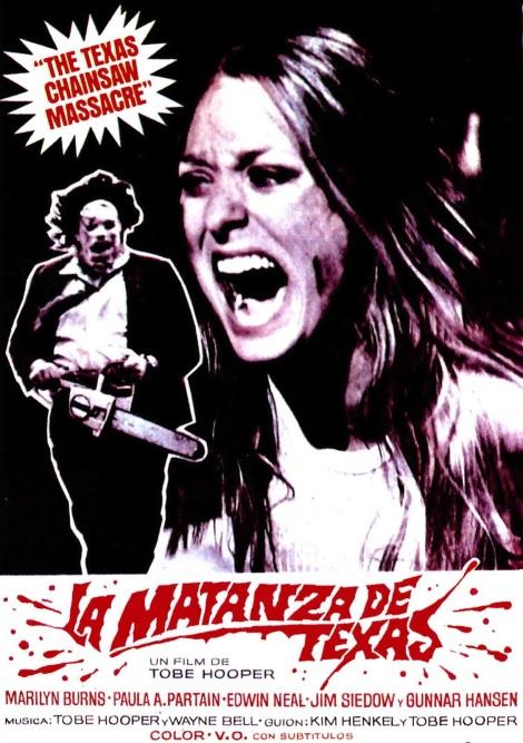 La Matanza de Texas (Tobe Hooper, 1974)