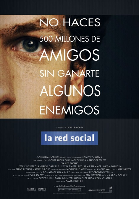 La_Red_Social-Cartel