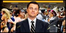 5. EL LOBO DE WALL STREET de Martin Scorsese (EE.UU, 2013)