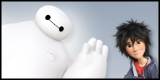 79. BIG HERO 6 de Chris Williams, Don Hall (EE.UU, 2014).