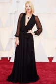Margot Robbie en la alfombra roja