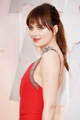 Dakota Johnson, protagonista de '50 sombras de Grey'