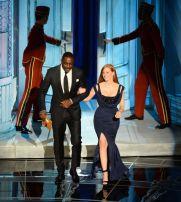 Idris Elba y Jessica Chastain cruzan las puertas de 'El gran hotel Budapest'