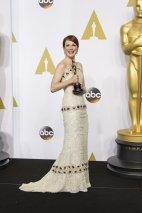 Julianne Moore con su Oscar