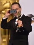 Selfie al Oscar de Lubezki