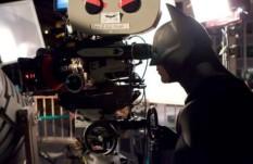 Detrás de las cámaras (El Caballero Oscuro - Trilogía) (22)