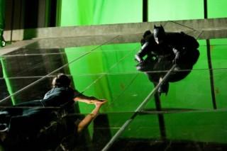 Detrás de las cámaras (El Caballero Oscuro - Trilogía) (52)