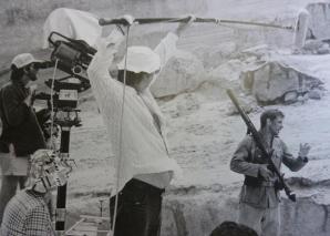 Detrás de las cámaras (Indiana Jones) (29)