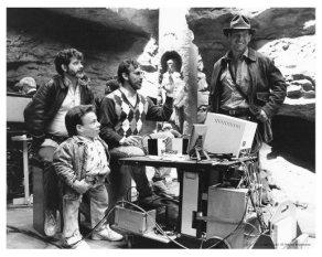 Detrás de las cámaras (Indiana Jones) (84)