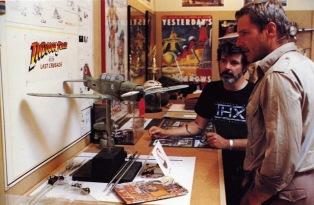 Detrás de las cámaras (Indiana Jones) (96)