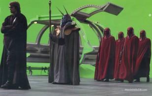 Detrás de las cámaras. Saga Star Wars (12)