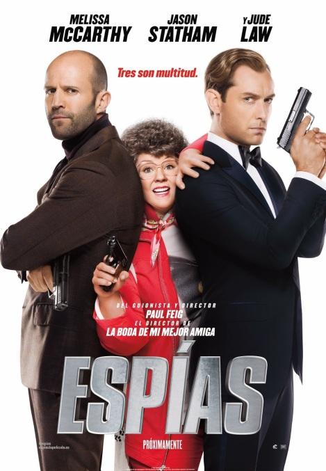 Espias_Poster
