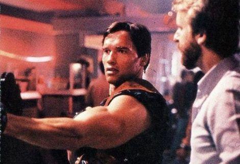 Detrás de las cámaras (Saga Terminator) (12)