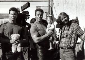 Detrás de las cámaras (Saga Terminator) (17)