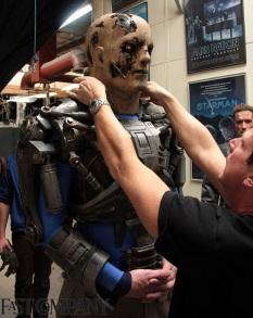 Detrás de las cámaras (Saga Terminator) (18)