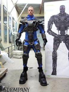 Detrás de las cámaras (Saga Terminator) (19)