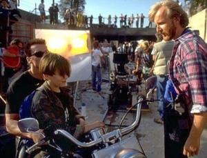 Detrás de las cámaras (Saga Terminator) (23)