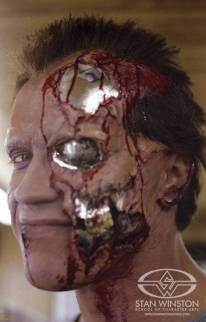 Detrás de las cámaras (Saga Terminator) (25)