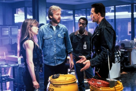 Detrás de las cámaras (Saga Terminator) (3)