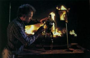 Detrás de las cámaras (Saga Terminator) (4)
