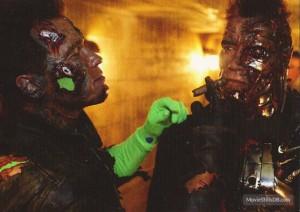 Detrás de las cámaras (Saga Terminator) (59)