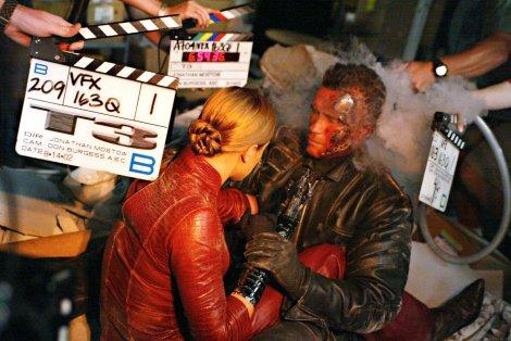 Detrás de las cámaras (Saga Terminator) (60)