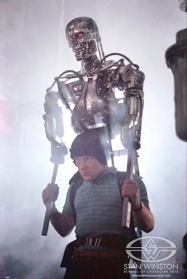 Detrás de las cámaras (Saga Terminator) (62)