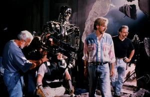 Detrás de las cámaras (Saga Terminator) (8)