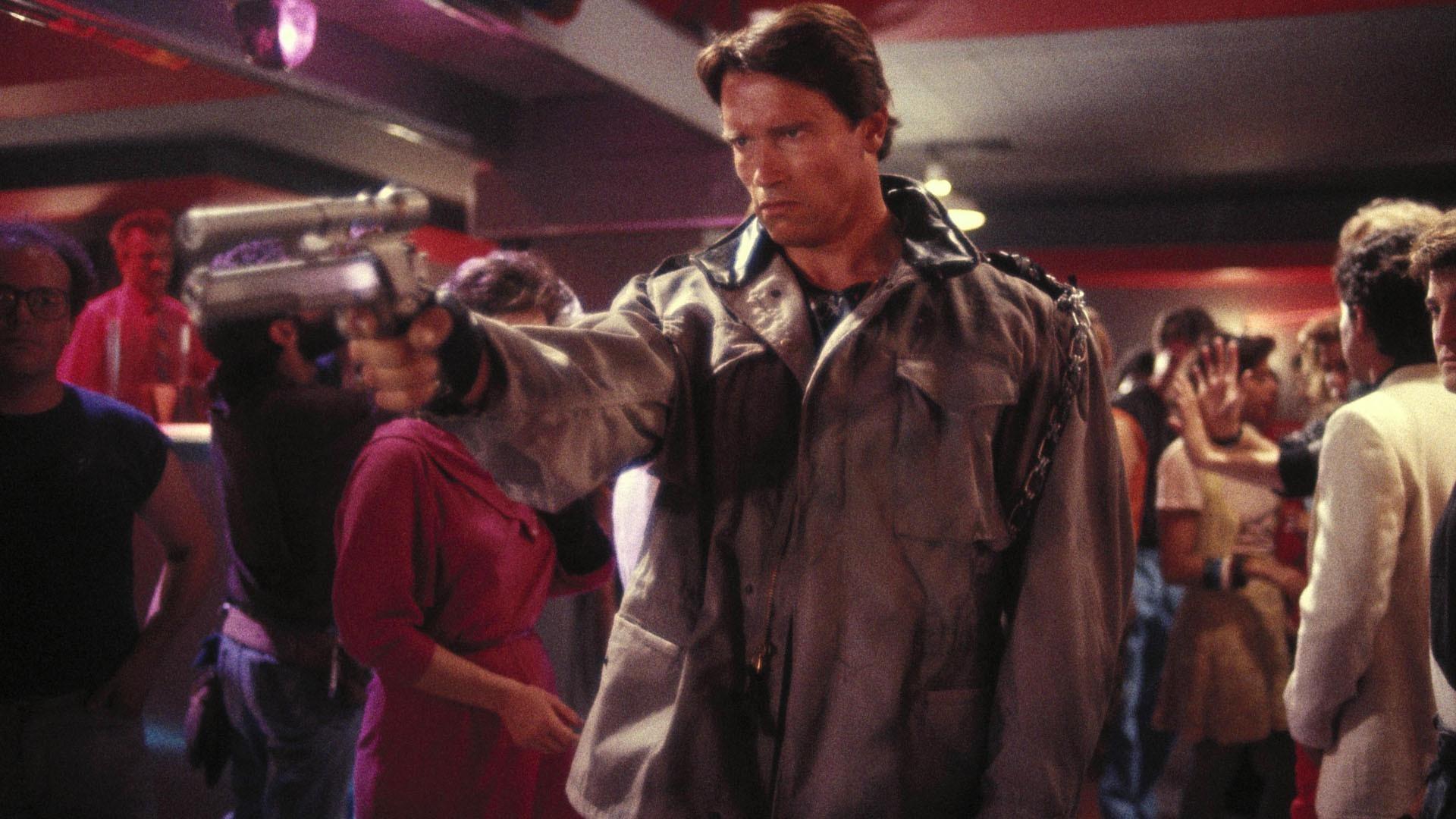 Retrospectiva Terminator 1984 La Voz En Off