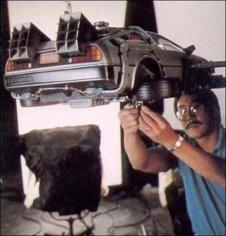 Detrás de las cámaras - Regreso al futuro (Trilogía) (25)