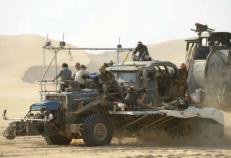 Detrás de las cámaras - Mad Max. Furia en la Carretera (12)