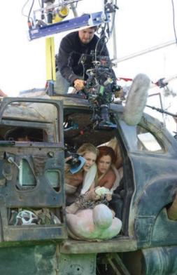 Detrás de las cámaras - Mad Max. Furia en la Carretera (2)